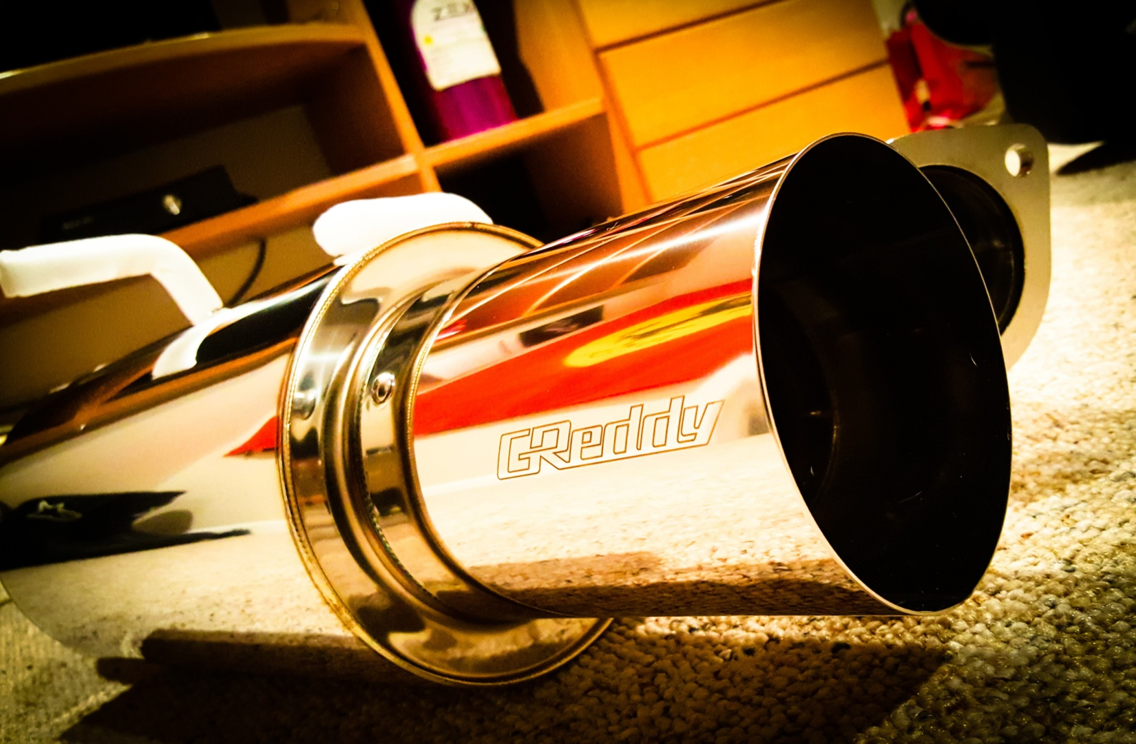 FR-S/BRZ/86 Greddy Revolution RS Exhaust System
