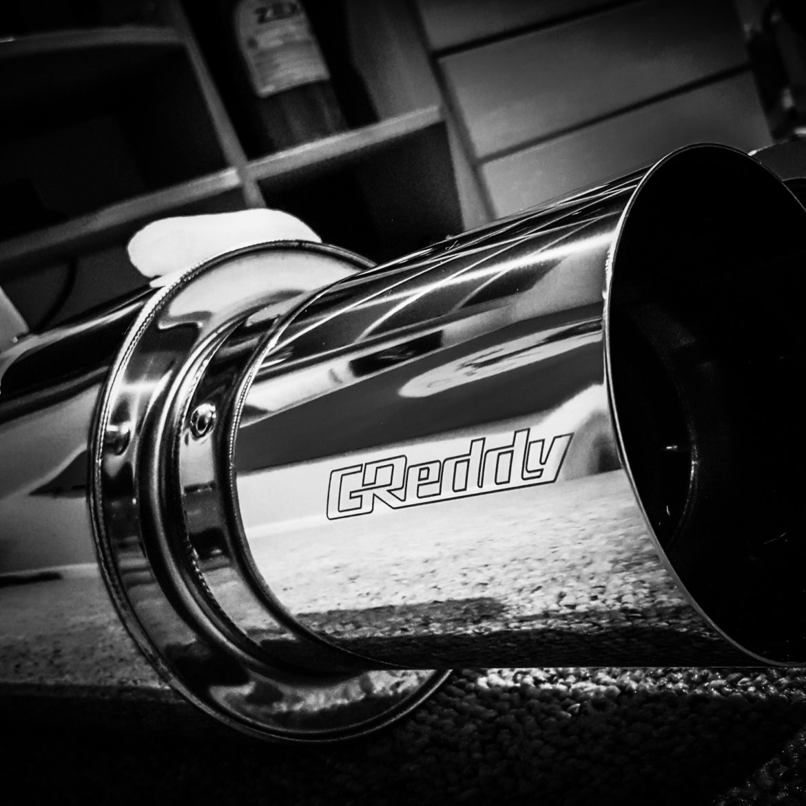 MPmoto FR-S Greddy Revolution RS Exhaust