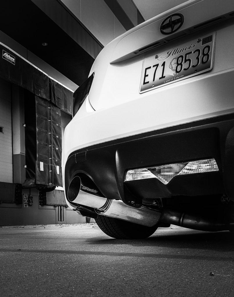 MPmoto FR-S Greddy Revolution RS Exhaust