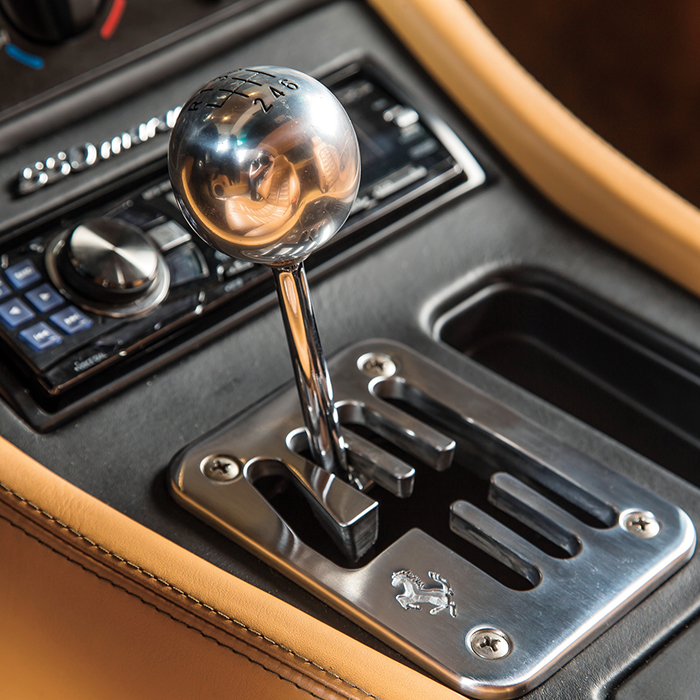 Ferrari Gated Shifter
